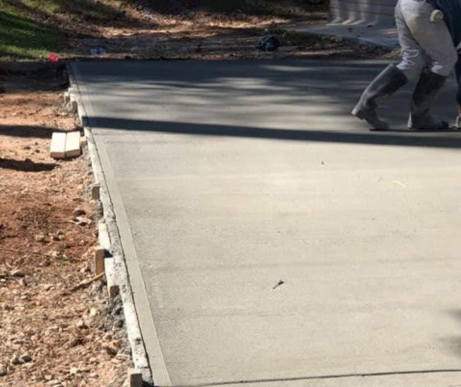 Concrete Contractor working in Orlando Florida