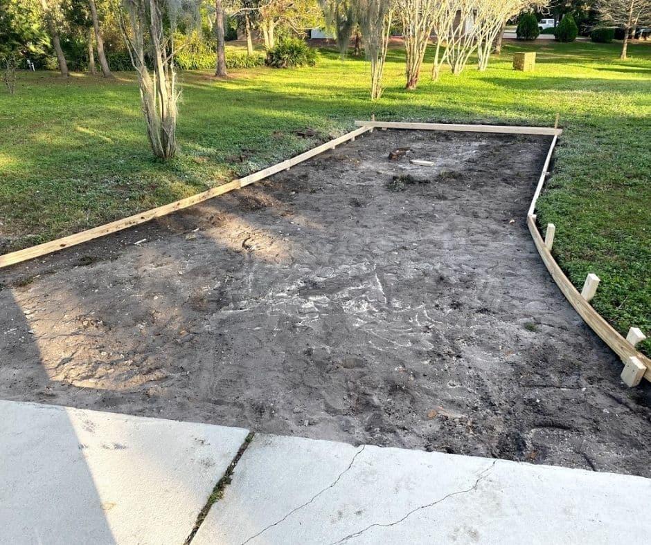 Orlando Driveway Repair - Ready for Concrete